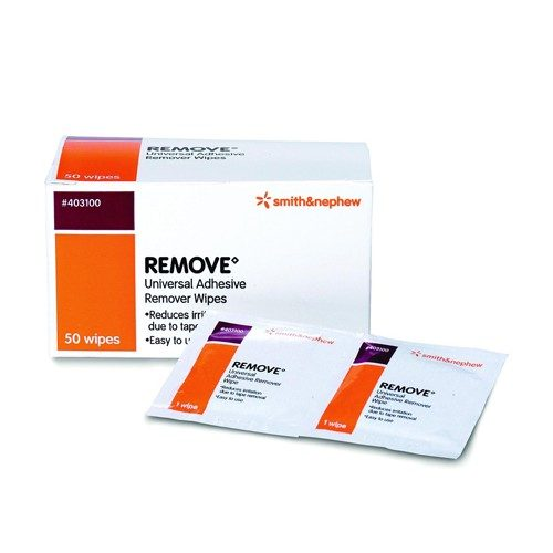 Smith&Nephew remover wipes