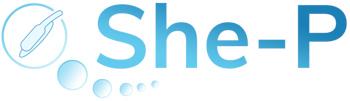 She-P Logo